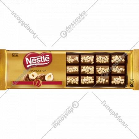 Шоколад «Nestle» с фундуком, 140 г