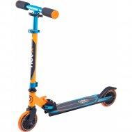Самокат «Ridex» Rebel, оранжево-голубой