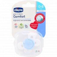 Пустышка силиконовая «Physio Comfort» 0-6 месяцев, 1 шт.