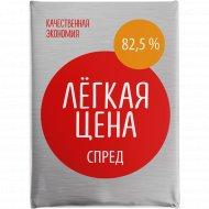 Спред растительно-жировой «Легкая цена» 82.5%, 180 г.