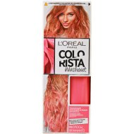 Бальзам красящий смываемый для волос «Colorista» тон: фламинго, 80 мл.