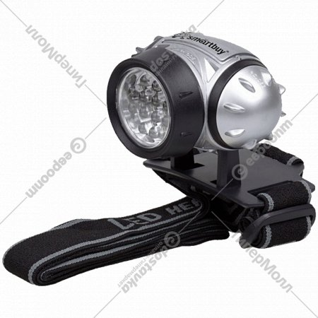 Фонарь налобный «Smartbuy» SBF-HL006-K, 21 LED.
