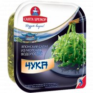 Салат из морских водорослей «Чука» 150 г.
