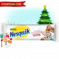 Конфета «Nesquik» с какао-нугой, покрытая белым шоколадом, 39 г.