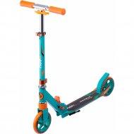 Самокат «Ridex» Razzle, зелено-оранжевый