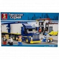 Конструктор детский «Sluban» городская серия, M38-B0318.