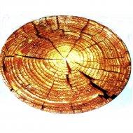 Поднос жестяной «Дерево» 297х277х16 мм.