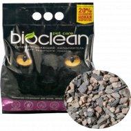 Наполнитель супервпитывающий для кошачьего туалета «Bioclean» 2.8 л