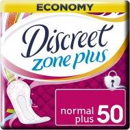 Гигиениеские прокладки «Discreet» Normal Plus Trio, 50 шт.