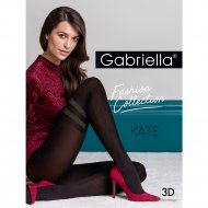Колготки женские «Gabriella» Kate, 60 den, размер 2, Nero