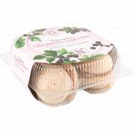 Пирожное «Воздушно-сливочное» со вкусом черной смородины, 200 г.