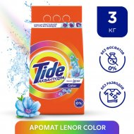 Стиральный порошок «Tide» Color Lenor Touch of Scent, 3 кг