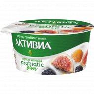 Продукт кисломолочный «Activia» чернослив, курага, инжир и изюм, 135 г
