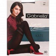 Колготки женские «Gabriella» Kate, 60 den, размер 4, Nero