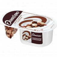 Йогурт «Даниссимо» Фантазия, хрустящие шарики в шоколаде, 6.9 %, 105 г