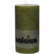 Свеча «Bolsius» 130x68 мм.