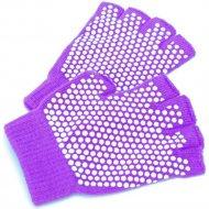 Перчатки противоскользящие «Bradex» для занятия йогой, SF0208.