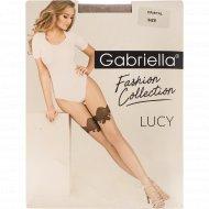 Колготки женские «Gabriella» Lucy, 20 den, размер 3, Natural
