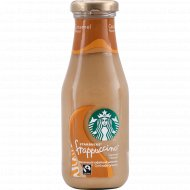 Молочный напиток «Starbucks» Frappuccino Caramel, 1.2%, 250 мл