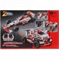 Конструктор детский «Decool» гоночный автомобиль гран-при, 3366.