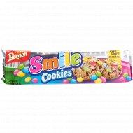 Печенье «Smile Coolies» с кусочками шоколада и драже, 150 г