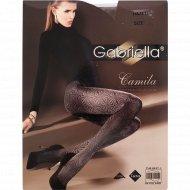 Колготки женские «Gabriella» Camila, 80 den, размер 3, Hazel