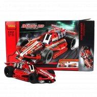 Конструктор детский «Decool» гоночный автомобиль, 3412.