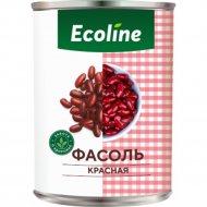 Фасоль красная «Ecoline» в томатном соусе, 400 г.