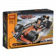 Конструктор детский «Decool» гоночный автомобиль, 3413.