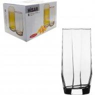Комплект стаканов «Hisar» 330 мл, 6 шт.