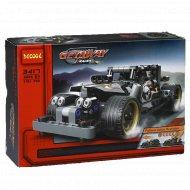 Конструктор детский «Decool» гоночный автомобиль, 3417.