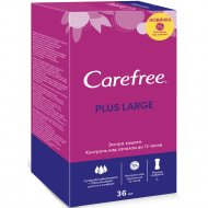 Салфетки «Carefree» plus large 36 шт.