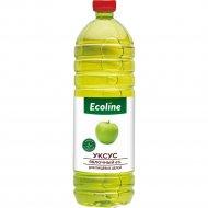Уксус яблочный «Эколайн» 6%, 1л.