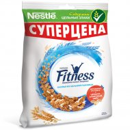 Хлопья из цельной пшеницы «Fitness» 250 г.