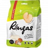 Сухари-гренки «Ringas» со вкусом белых грибов со сметаной, 80 г.