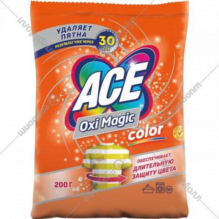 Пятновыводитель «ACE» oximagic 200 г.