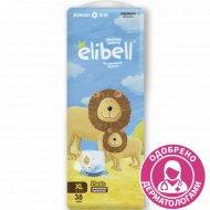 Детские подгузники-трусики «Elibell» XL, 12-17 кг, 38 шт