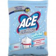 Пятновыводитель «ACE» oximagic white 200 г.