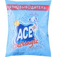 Пятновыводитель «ACE» oximagic white 200 г.