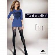 Колготки женские «Gabriella» Demi, 40 den, размер 4, Nero