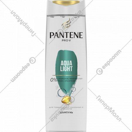 Шампунь «Pantene» Aqua light, 400 мл.