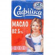 Масло сладкосливочное «Крестьянское» несоленое 82.5%, 180 г.