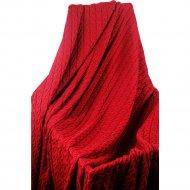 Плед «Polesie» 6С0427-Д43, Красный Минерал, 210х170 см