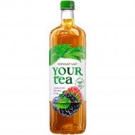 Напиток «Your tea» черный чай со вкусом лесных ягод, 1 л