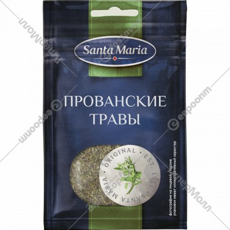 Приправа «Santa Maria» прованские травы, 6 г.