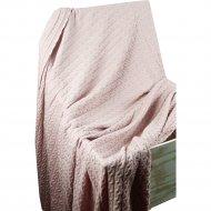 Плед «Polesie» 6С0427-Д43, Розовый Мрамор, 210х170 см