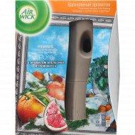 Освежитель воздуха «Air Wick» Freshmatic, c ароматом апельсина и грейпфрута, 250 мл.