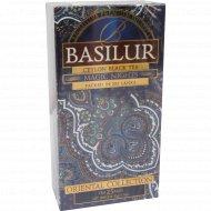 Чай черный «Basilur» 25 пакетиков.