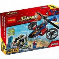 Конструктор детский «Decool» супер герои - Человек-паук, 7106.
