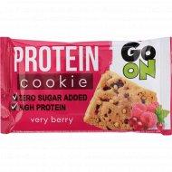 Протеиновое печенье «Go On» с фруктами, 50 г